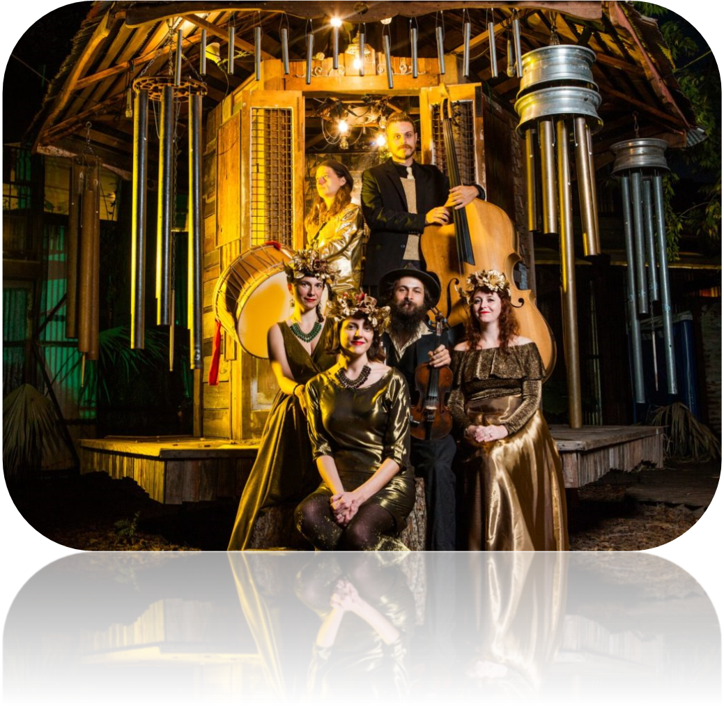 Dreamy Balkan Music from the Swamps of New Orleans